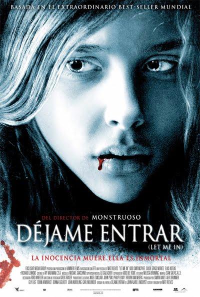 Ver Dejame entrar (2010) Online Latino
