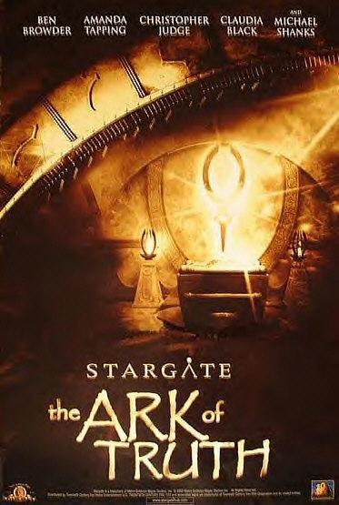 Stargate: El Arca de la Verdad (2008)