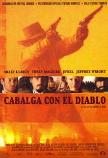 VER Cabalga con el diablo (1999) ONLINE ESAÑOL