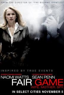 VER Caza a la espía (Fair Game) (2010) ONLINE ESPAÑOL