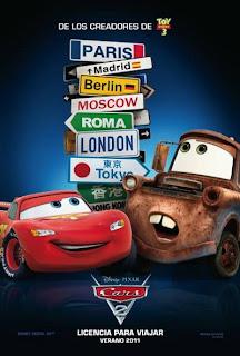 VER Cars 2 (2011) ONLINE ESPAÑOL