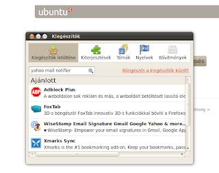 yahoo ubuntu