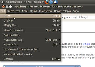 Ubuntu Linux Browsrs