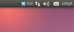 Ubuntu Linux Dropbox értesítő kép