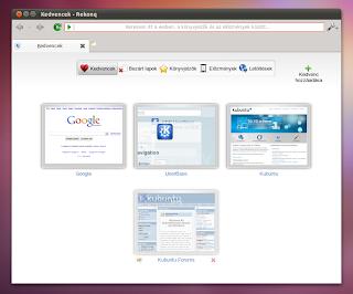 Rekonq ubuntu