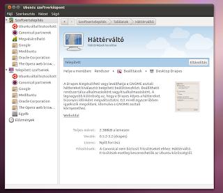 Háttérkép váltó Ubuntu