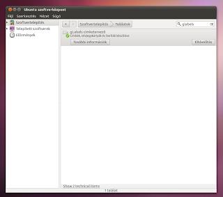 Glabel Ubuntu Linux