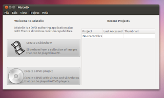 DVD Menu Ubuntu
