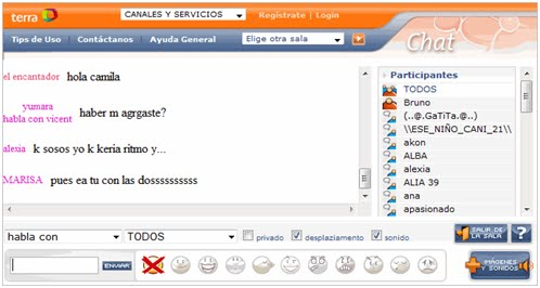 Chat Gratis Alicante Terra