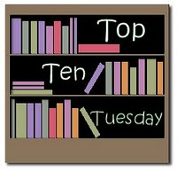Top Ten Tuesday: Beautiful Book Covers