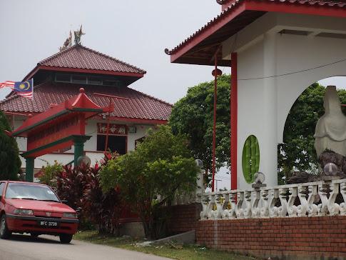 Fo Ye Miao: Kuan Yin at Serdang new village