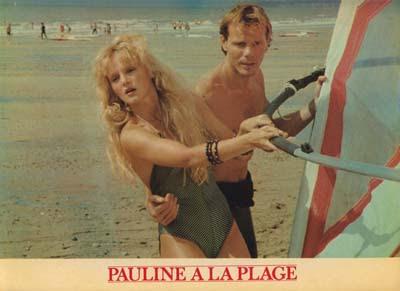 Argumento, crítica y corolario de Pauline en la playa