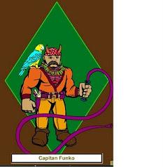 El célebre Capitán Funko