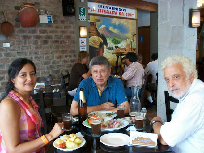Almuerzo Arequipeño