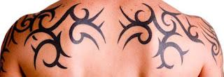 Modern tribal tattoos