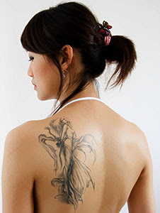 Fairy Girl Tattoos