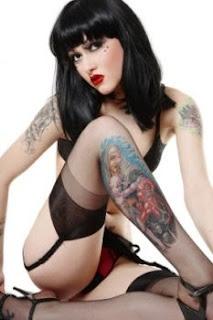 LA Ink Tattoo Images