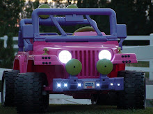Powerwheels Leds