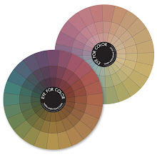 Earthtone Color Wheels