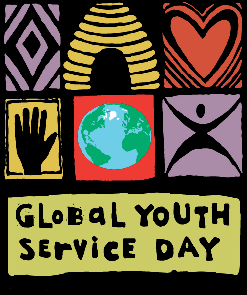 a report from global youth and service day Global youth service day (gysd) is an annual service event organized by youth service for america—an international leader in the youth service movement.
