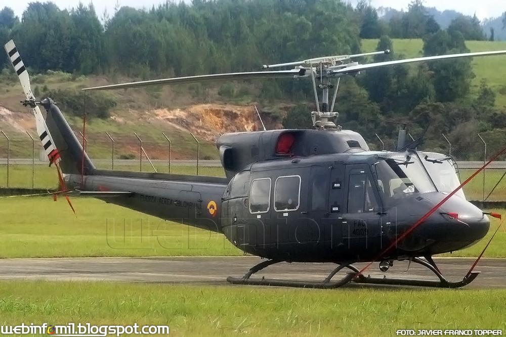 armamento colombia