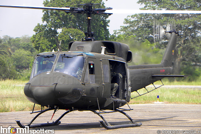 Helicoptero bell 212 uh 1n webinfomil - Lntoreor dijin ...