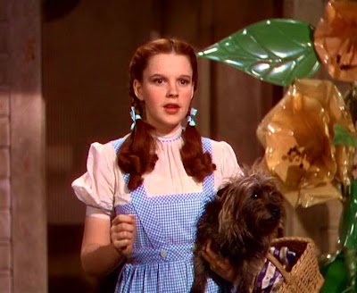dorothy wizard of oz. in the Wizard of Oz (1939)