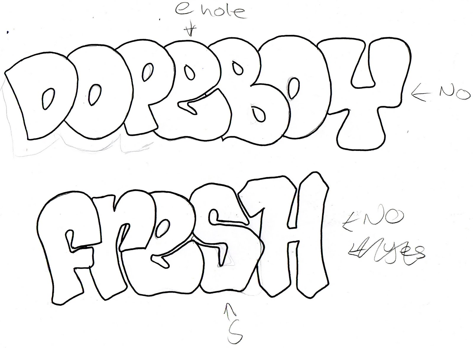 Dope Graffiti Coloring Pages Coloring