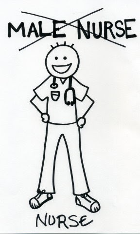 male nurse coloring pages - photo#8