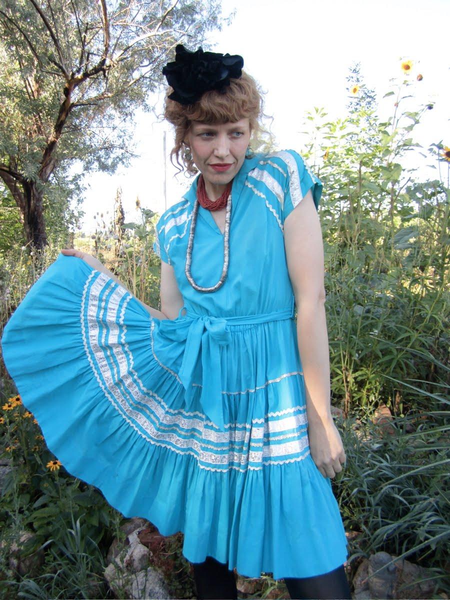 Blue dress incident at kickapoo