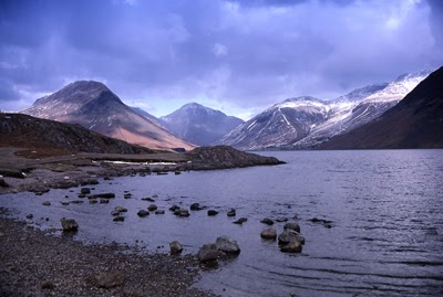 K Shoes Lake District 54 lakes the target for charity hiker