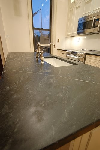Dc Rowhouse Soapstone Vs Granite