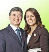 Nosso Vice Pastor Presidente e Pastor Setorial