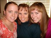 Dani, Mom and Me :)