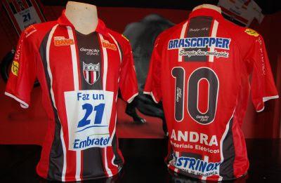 Botafogo lança 3º uniforme oficial 018ff9b9158cc