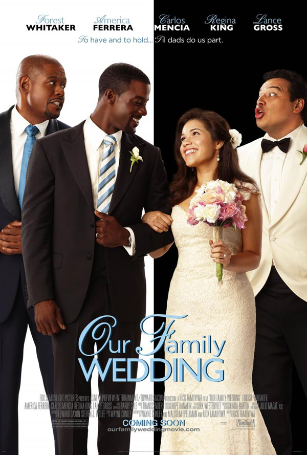 cinema film our family wedding movie trailer