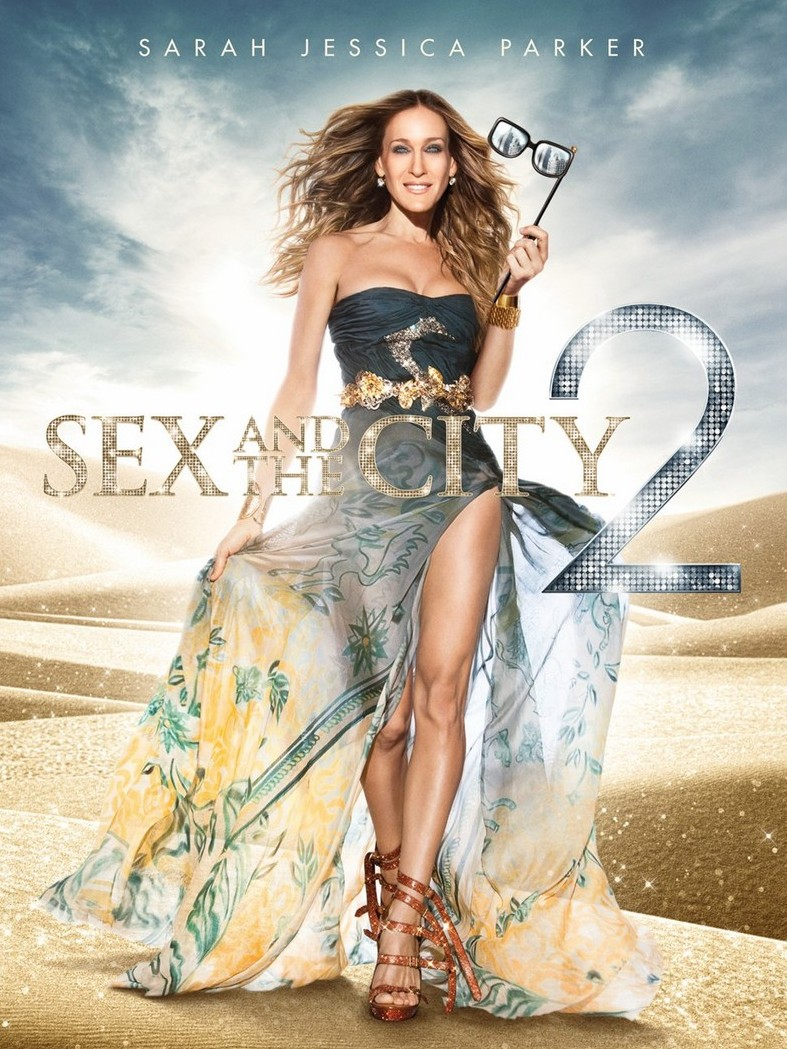 sex and the city 2 movie synopsis/sinopsis