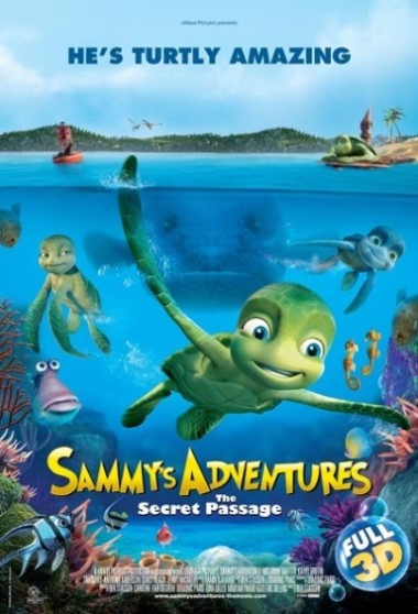 SAMMY`S ADVENTURE THE SECRET PASSAGE (2010)