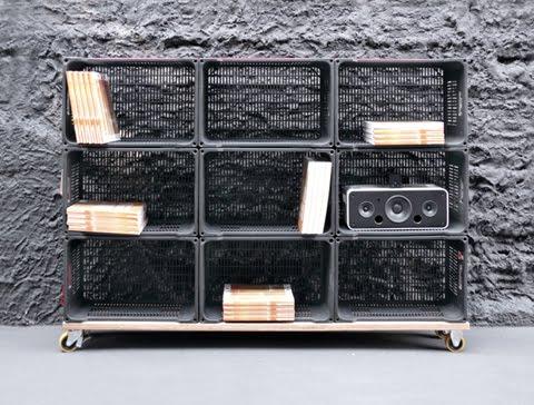 Mucho reciclaje enero 2011 - Como decorar una caja de metal ...