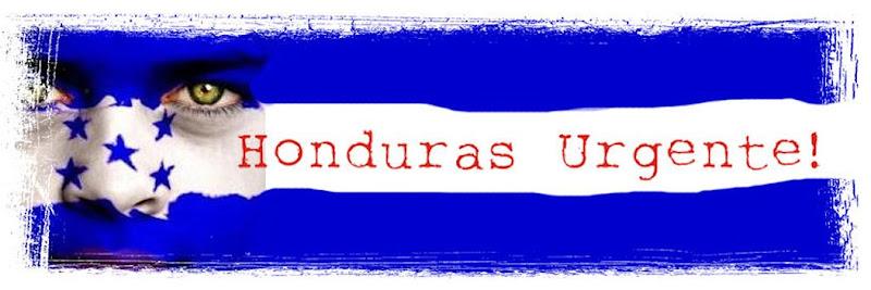 Honduras Urgente
