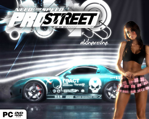 [PC] Need for Speed - Pro Street Need%20for%20Speed%20ProStreet%20-%20RELOADED