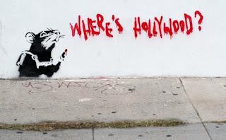 banksy wheres hollywood