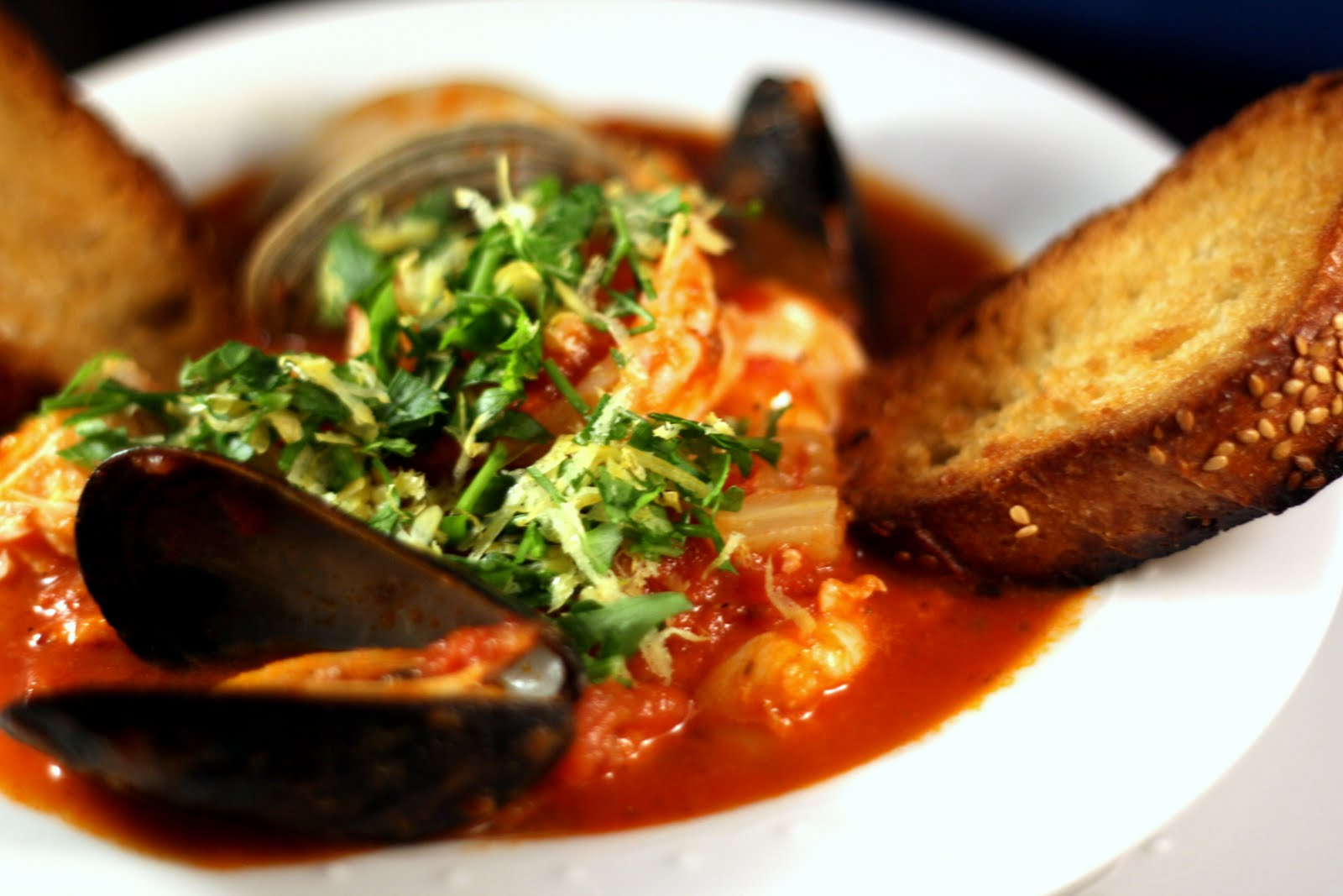 seafood stew well now that you mention it italian seafood stew tomato ...