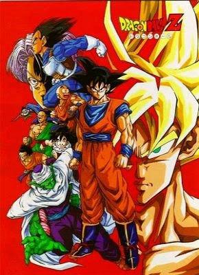 DragonBallZ Dragon Ball Z Saga dos SaiyaJins Dublado