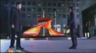 Heroes Sylar, Peter in season finale