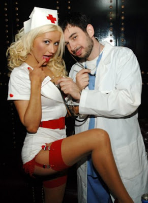 Damn Hot Naughty Nurses making a hospital a better place