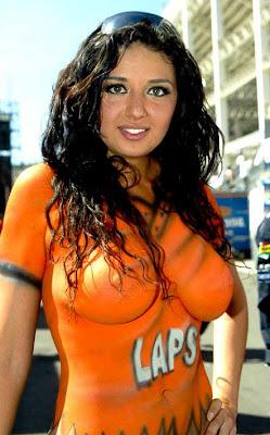 soccer Hot Girls Sideline Senoritas photo