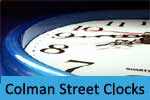 Colman Street Clocks