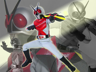 Kamen Rider on Kamen Rider X   Tokusatsus   O Maior Blog De Downloads De Tokusatsu Do