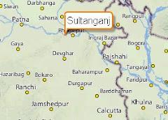 sultanganj map